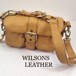 Wilson Satchel Style Shoulder Bag